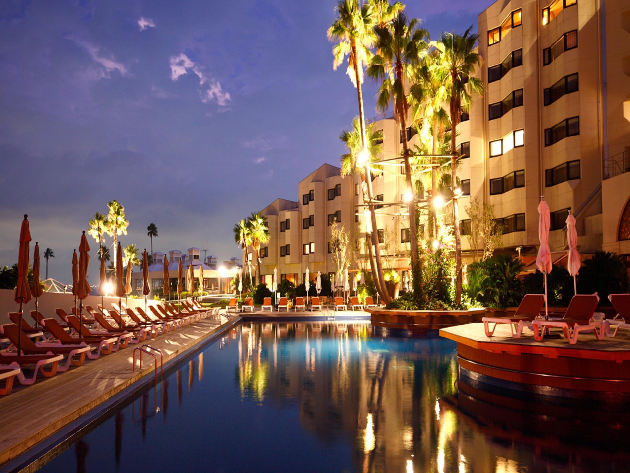 The Luigans Spa & Resort 海之中道温泉度假酒店