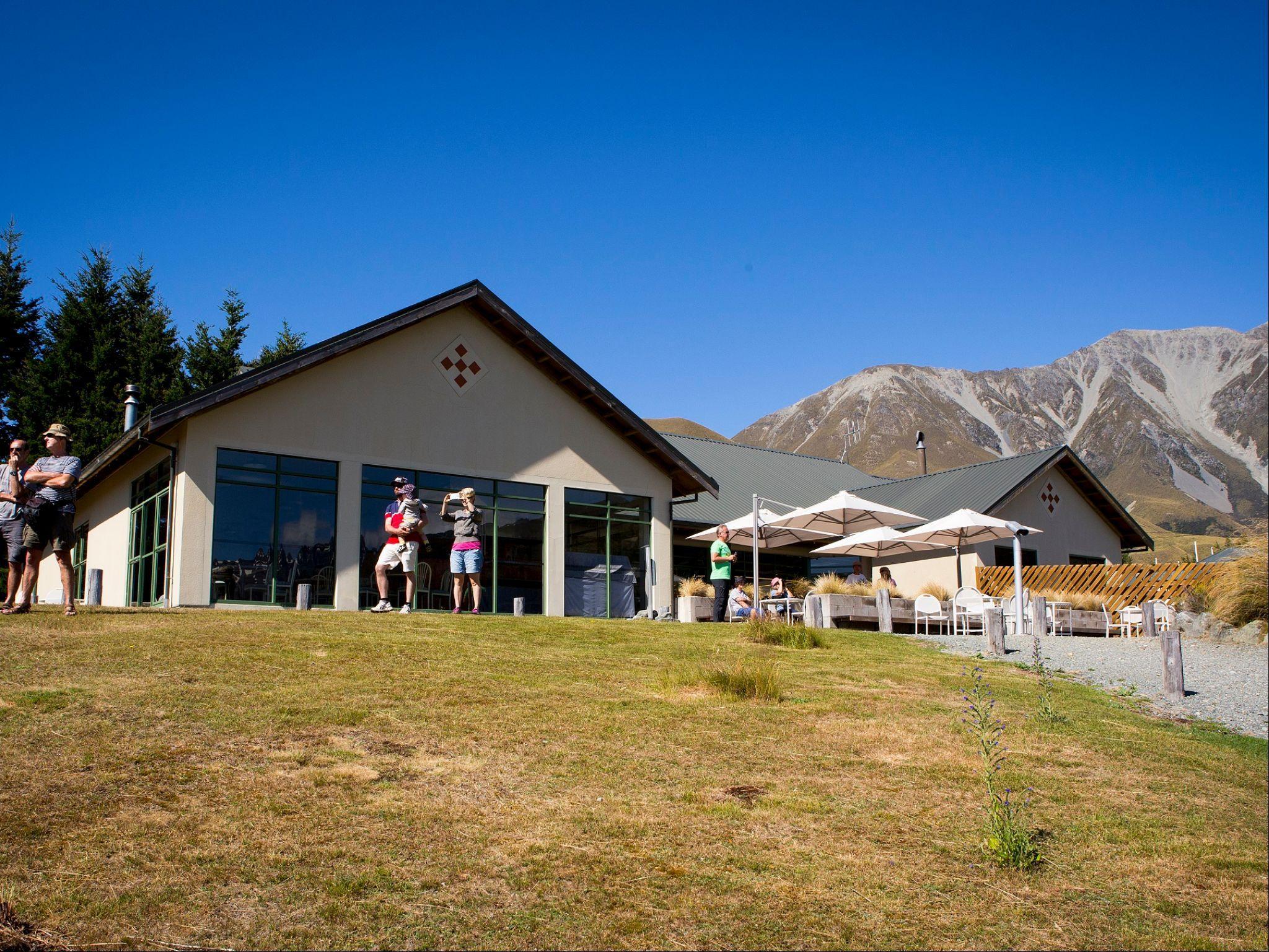 Glentanner Park Centre, Mackenzie