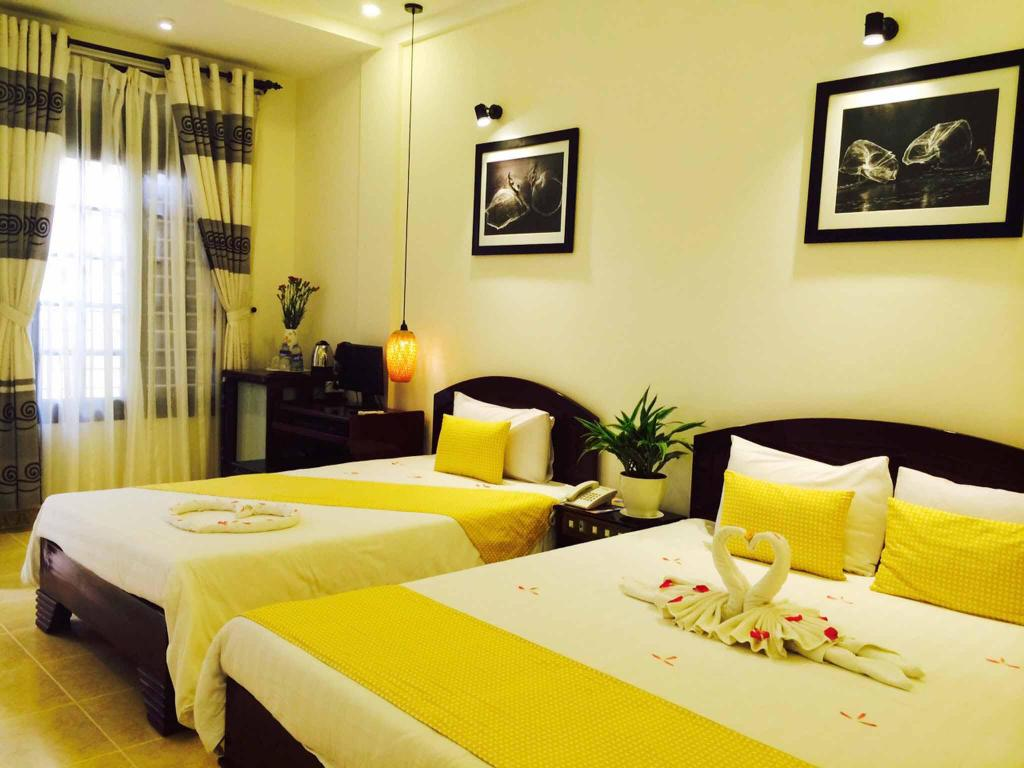 Best price on hai au boutique hotel and spa in hoi an for Best boutique hotels hoi an