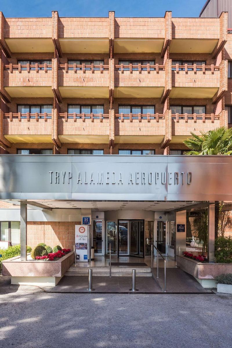 トリップ マドリッド アルメダ アエロプエルト ホテル
