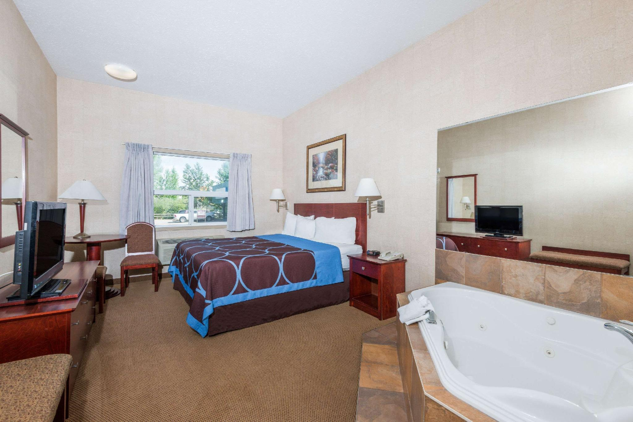 Super 8 By Wyndham Red Deer City Centre, Division No. 8