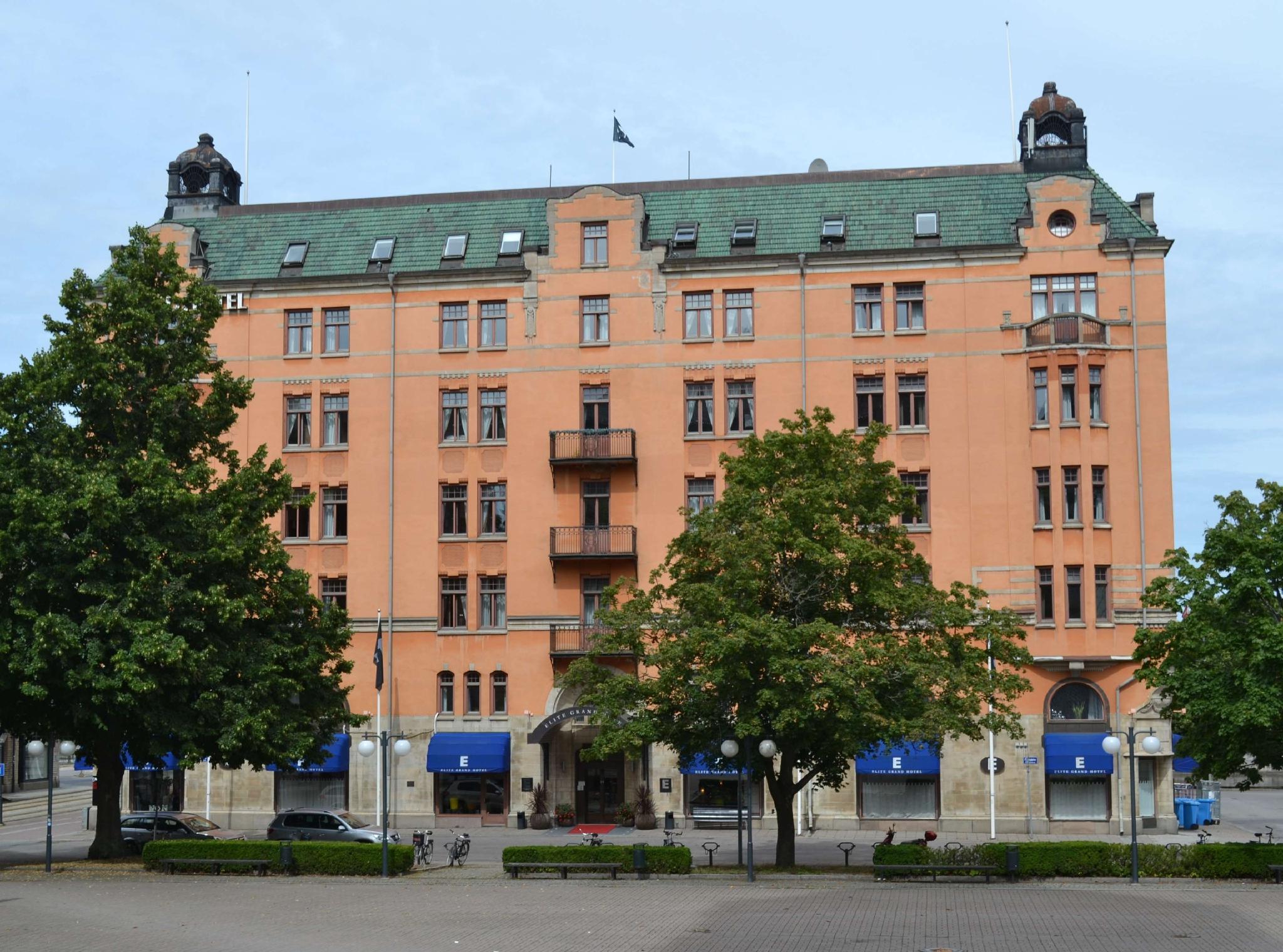 Elite Grand Hotel Norrkoping, Norrköping