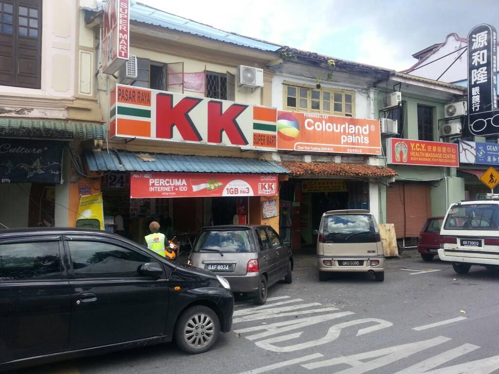 Loft Waterfront, Kuching