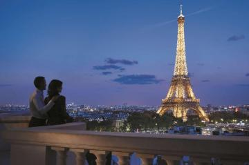 Best Hotels in Paris : Shangri-La Hotel Paris
