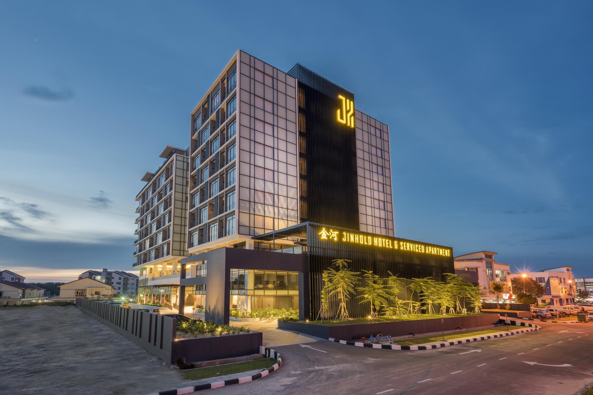 Jinhold Hotel & Serviced Apartment, Miri