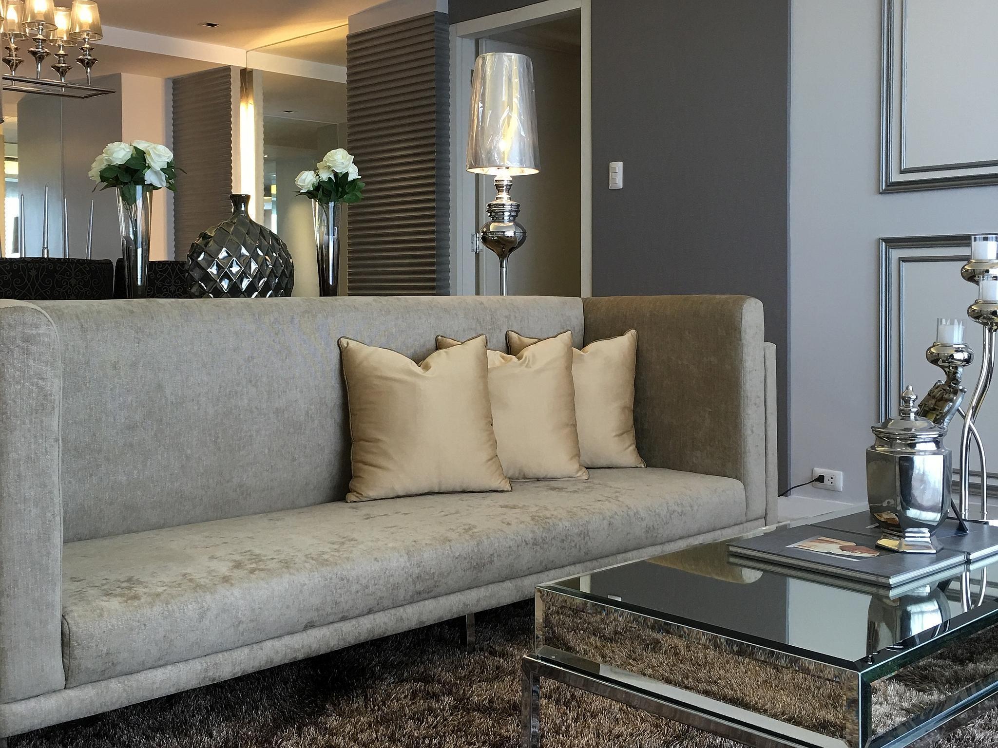 Shang Luxury Suites 2BR near One Shangri-la Mall, Mandaluyong