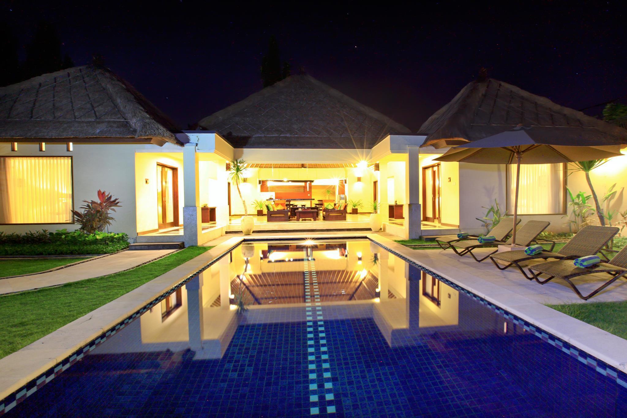 The Mutiara Jimbaran Boutique Villa