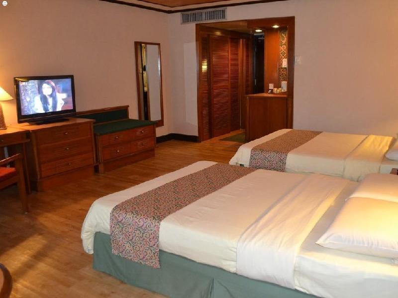 Damai Beach Resort Hotel Kuching in Malaysia
