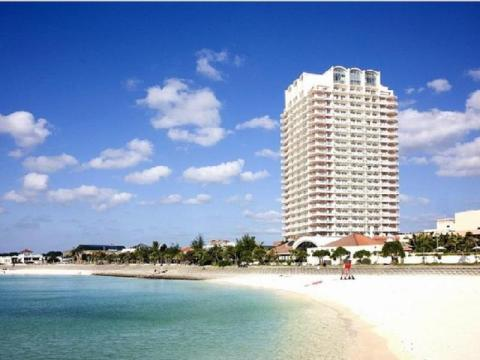 美國村飯店-沖繩海灘塔飯店 The Beach Tower Okinawa Hotel