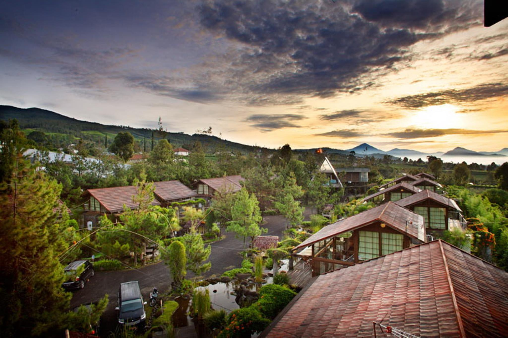 Vila Air Natural Resort Bandung
