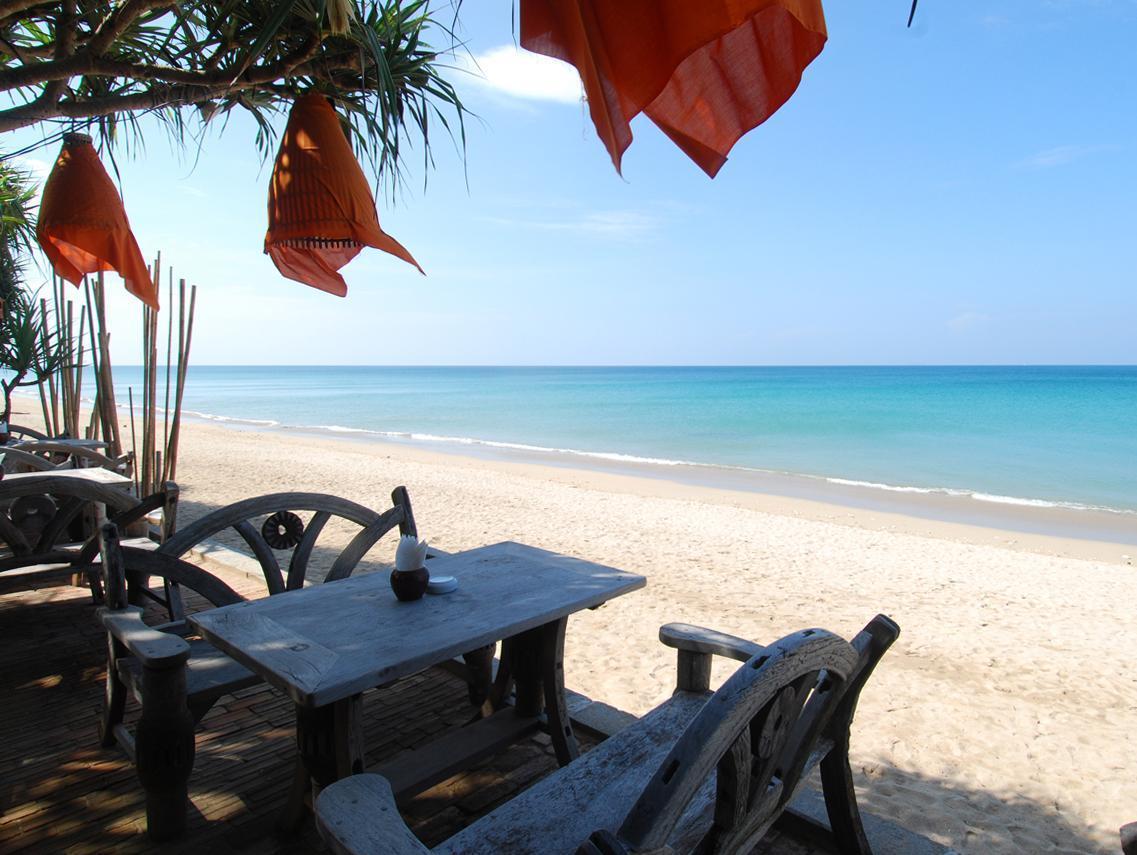 clean beach resort