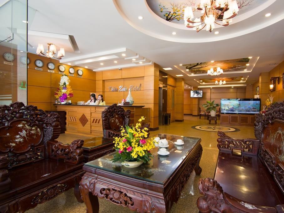 Khách Sạn Thiên Xuân Hồ Chí Minh