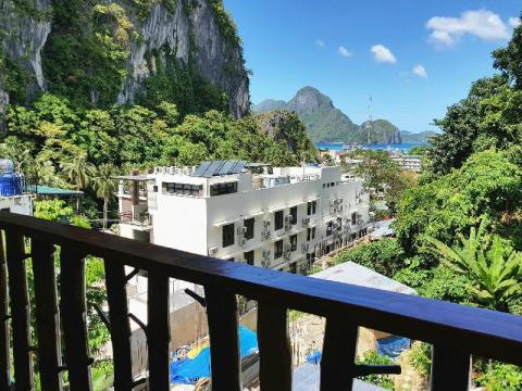 El Nido Viewdeck Cottages, Palawan, Philippines