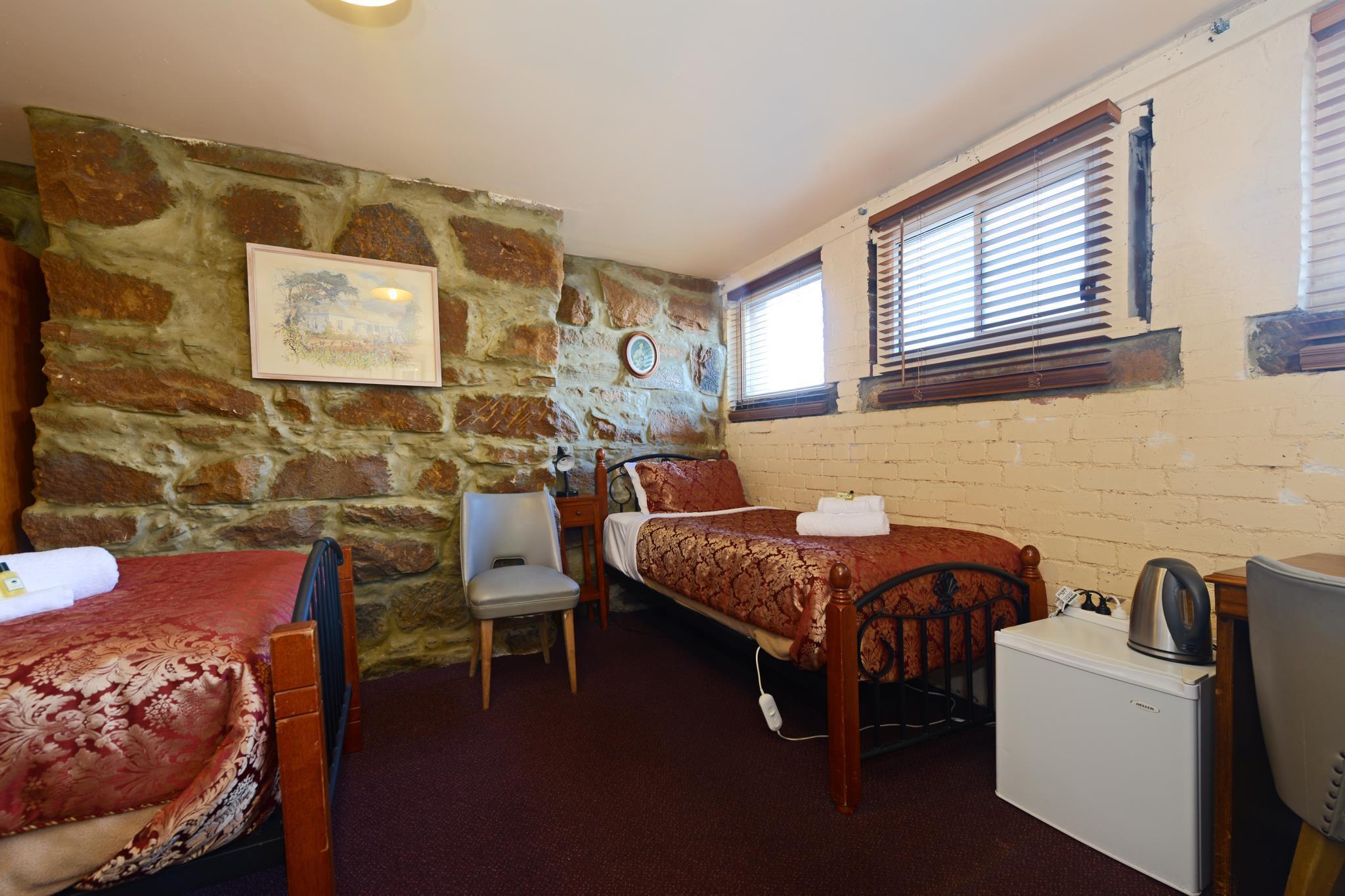 Edinburgh Gallery Bed & Breakfast, Hobart