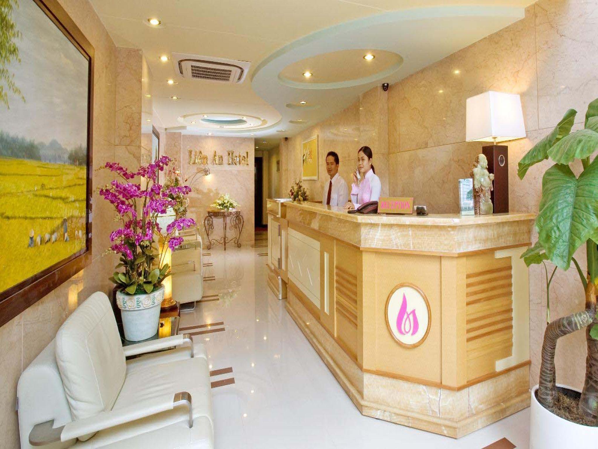 Khách Sạn Liên An Sài Gòn