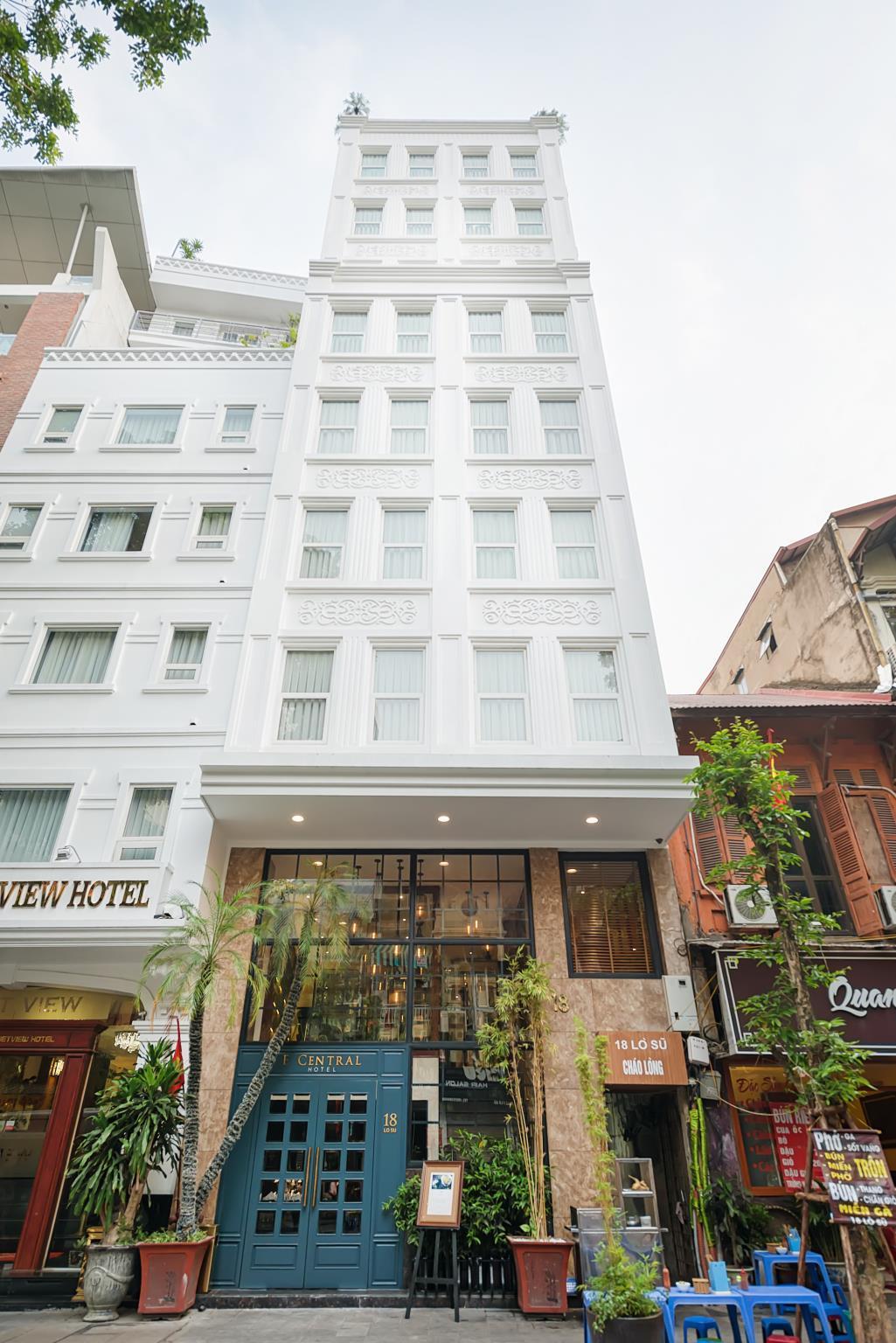 Khách Sạn Elegance Emerald Hà Nội