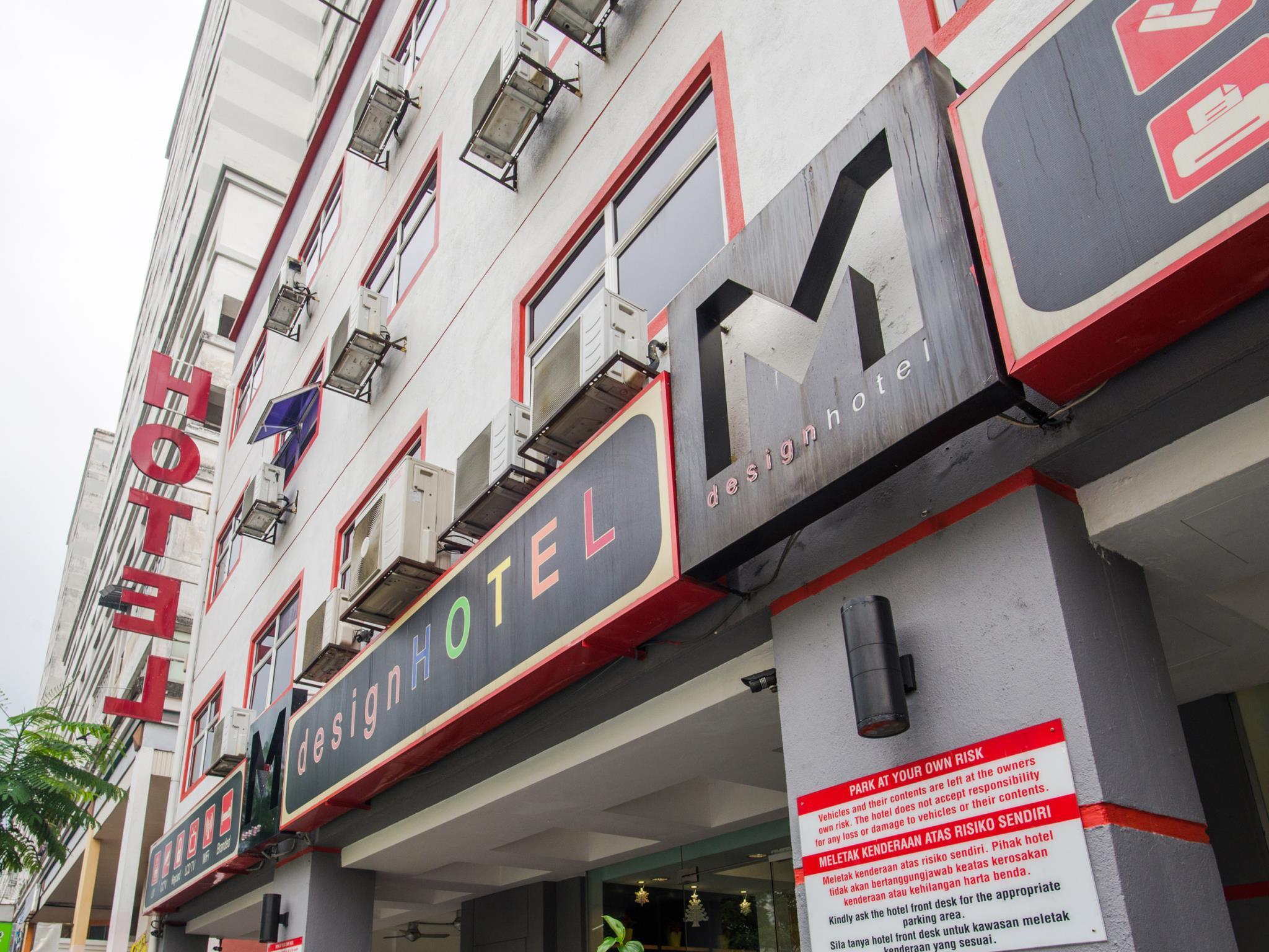 M Design Hotel - Pandan Indah, Hulu Langat