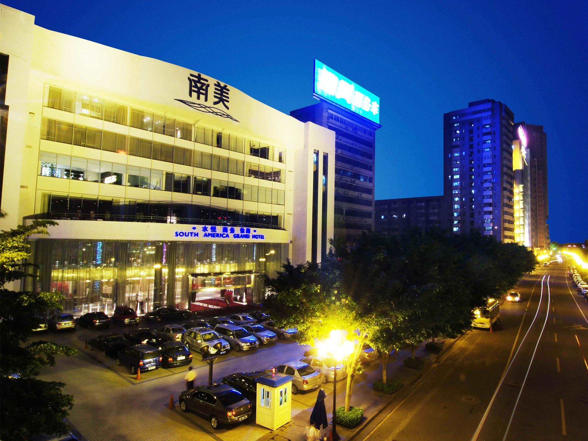 Guangdong Nanmei Osotto Hotel, Guangzhou
