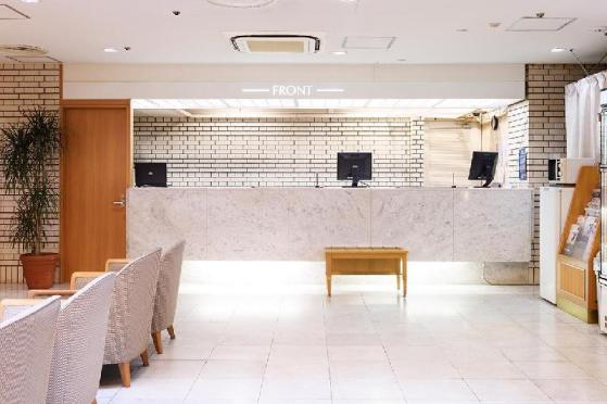 ベルモントホテル東京