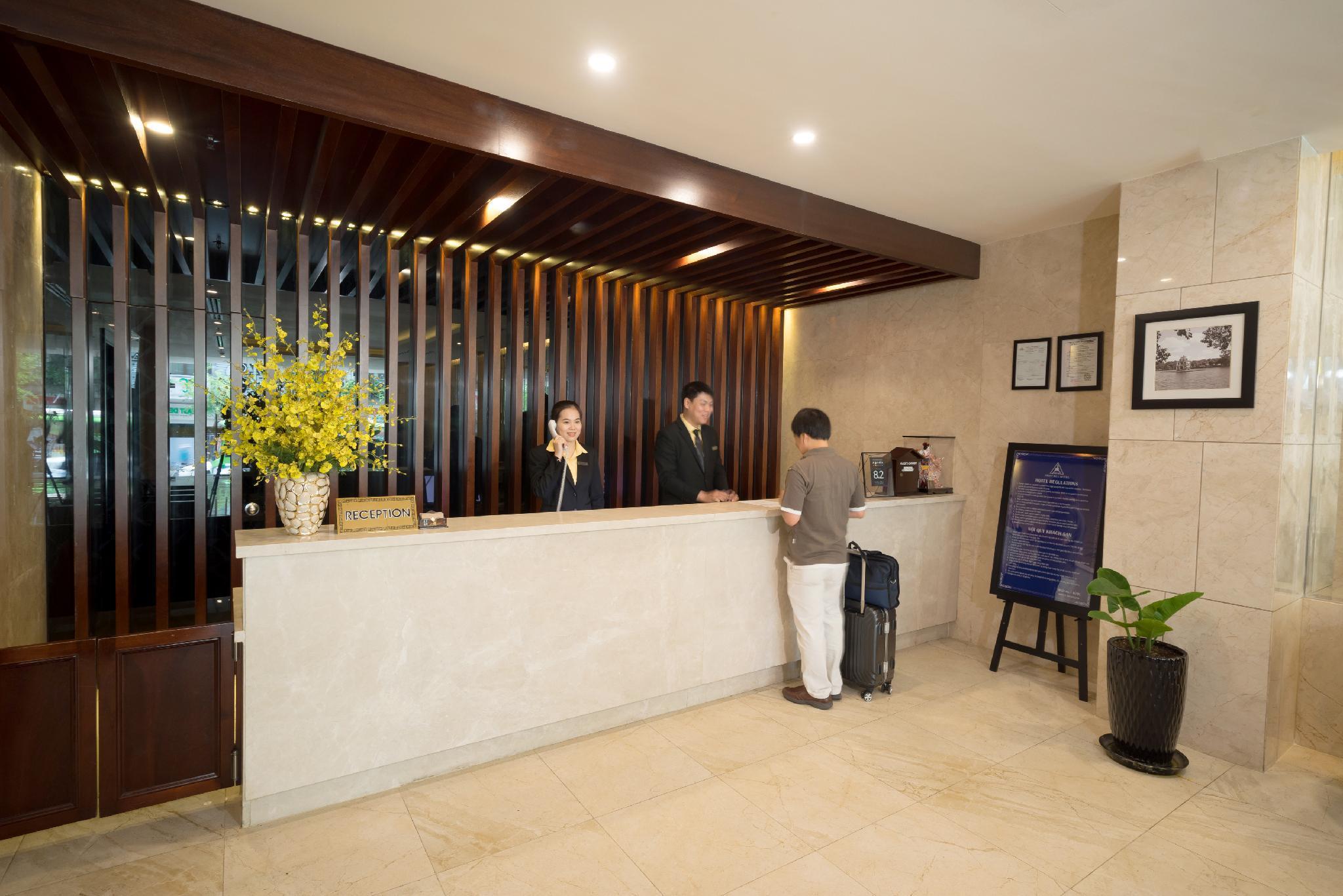 Khách Sạn Nhật Hạ 1 Hồ Chí Minh