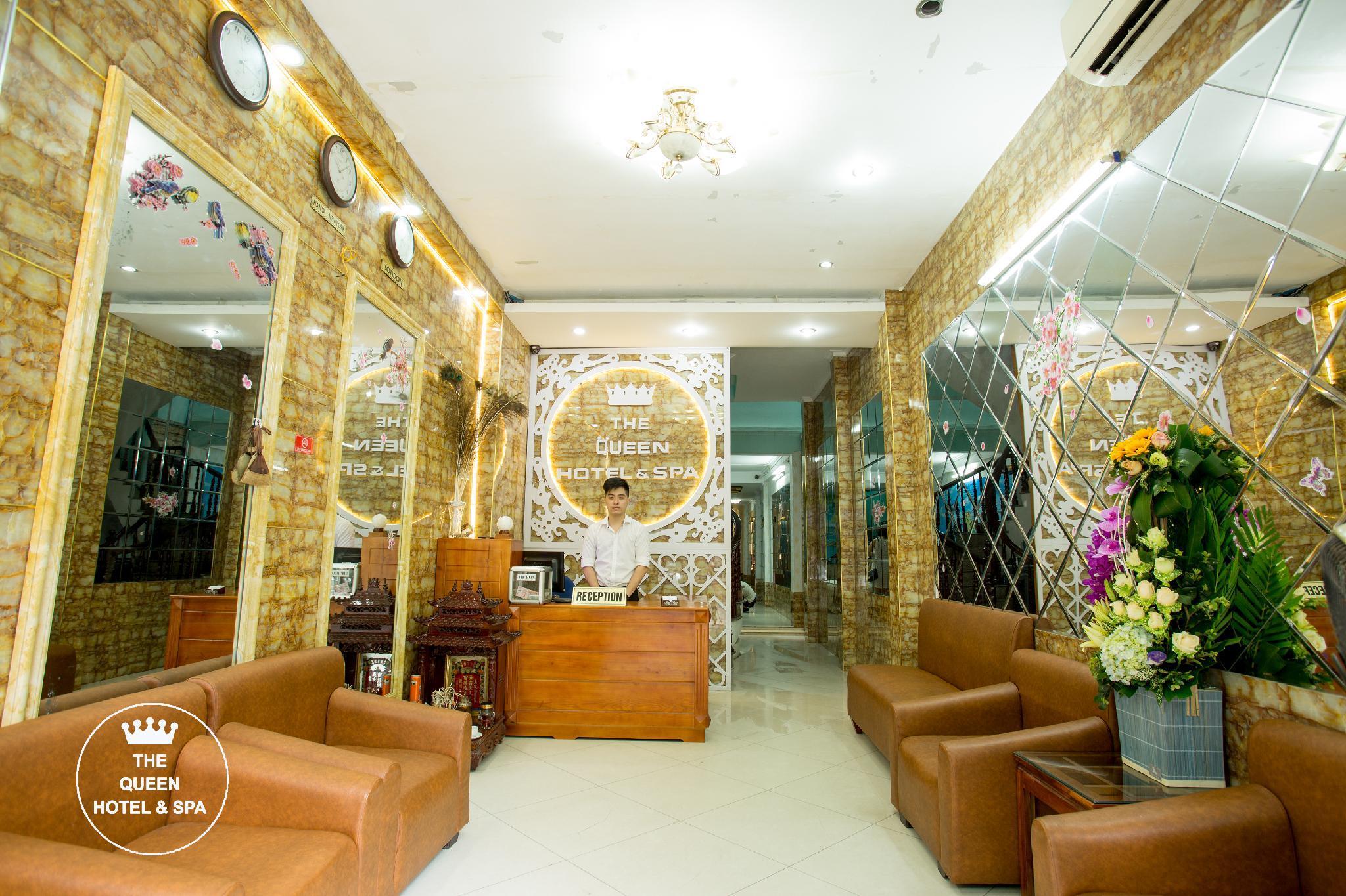 Khách Sạn Indochina Queen 2 Hà Nội