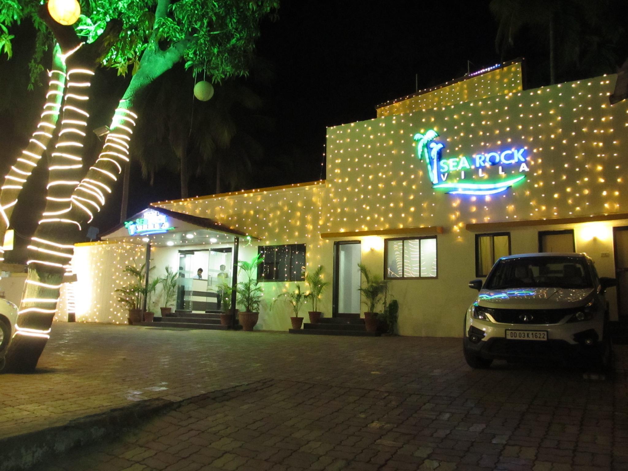 Hotel Sea Rock Villa, Daman