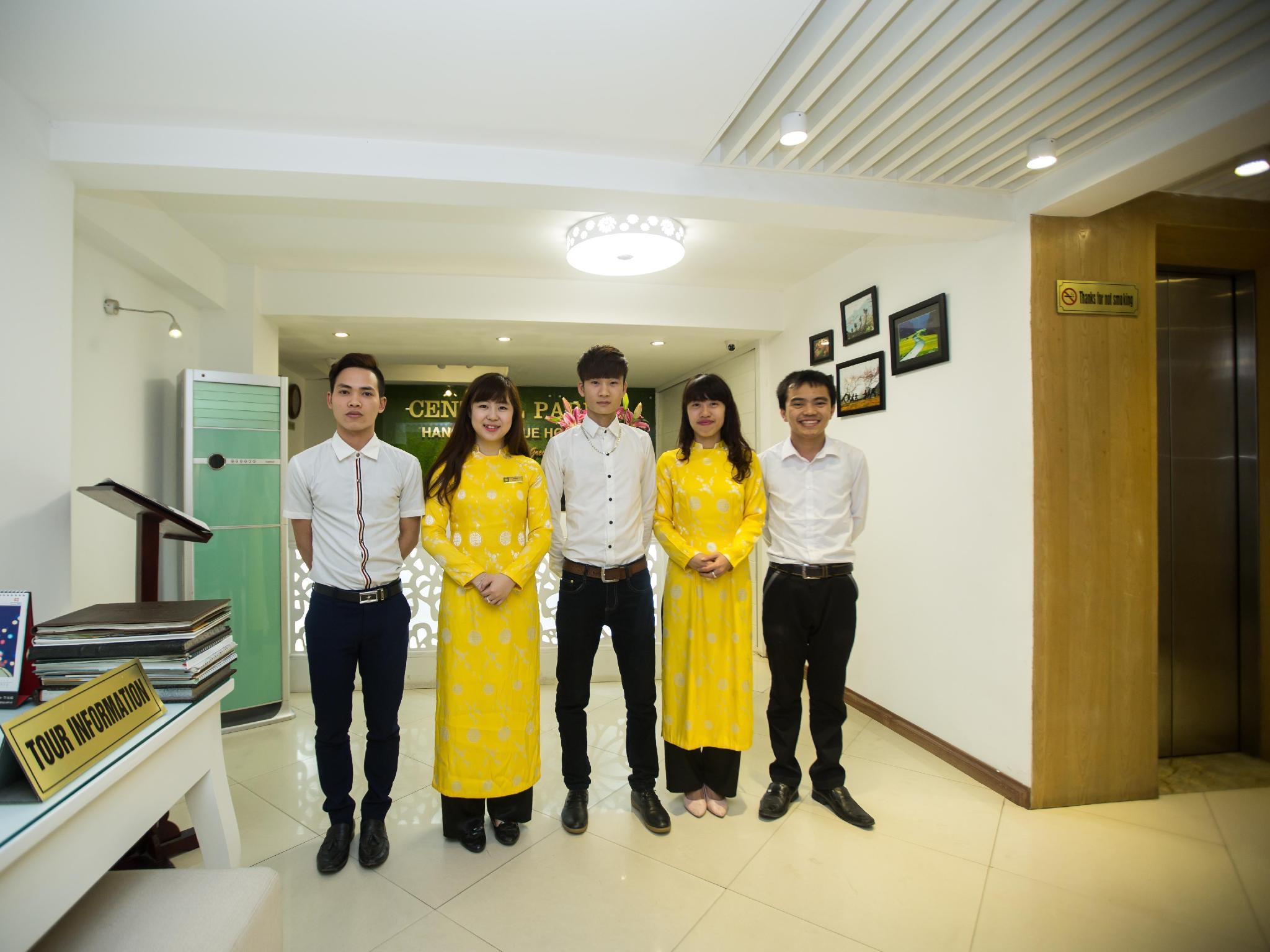 Khách Sạn Central Park Hà Nội