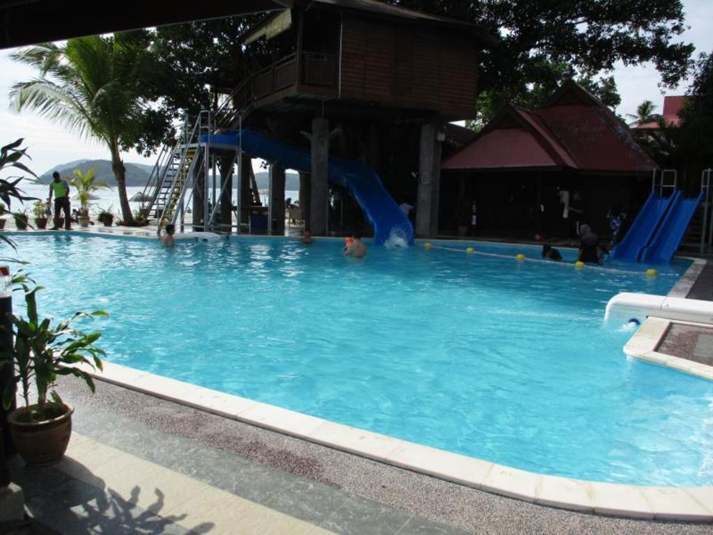 Malibest Resort Langkawi Family Room