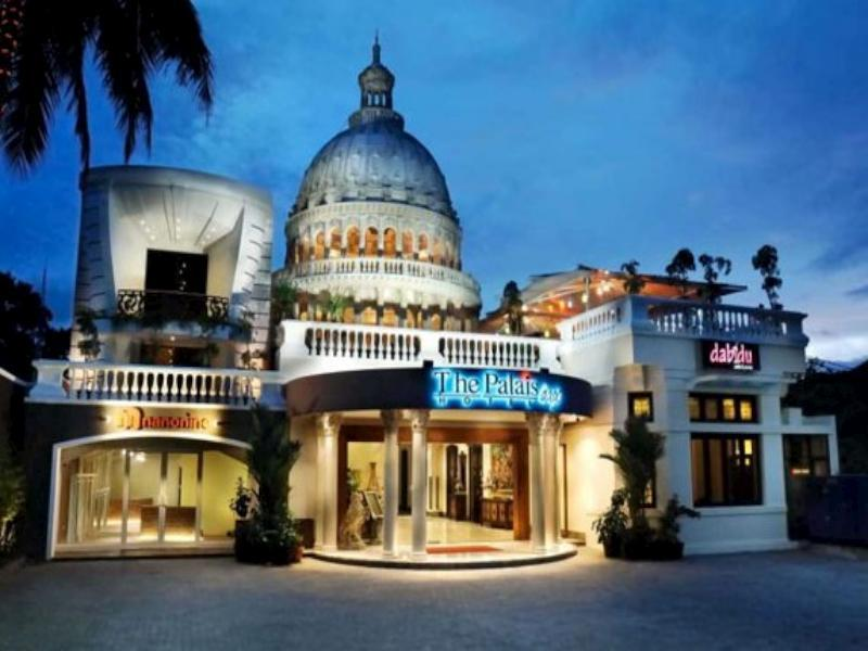 The Palais Hotel Dago