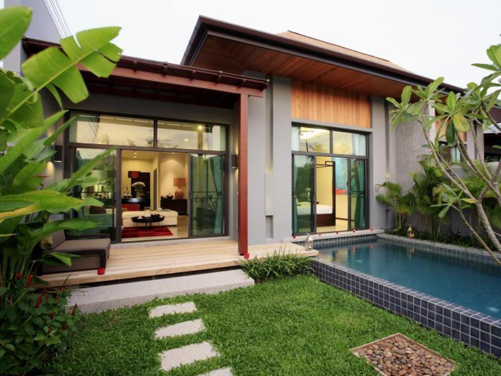 best price on two villas holiday phuket onyx style nai