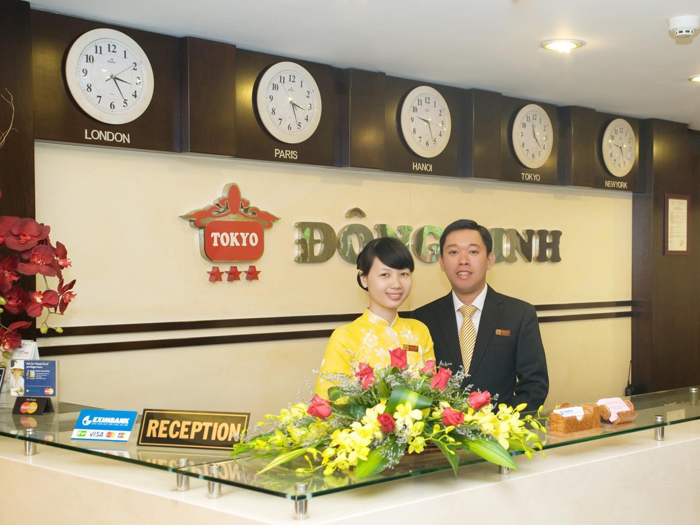 Khách Sạn Đông Kinh Hồ Chí Minh