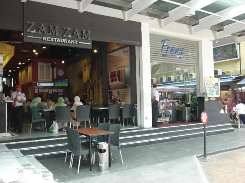 Frenz Hotel Jalan Tuanku Abdul Rahman