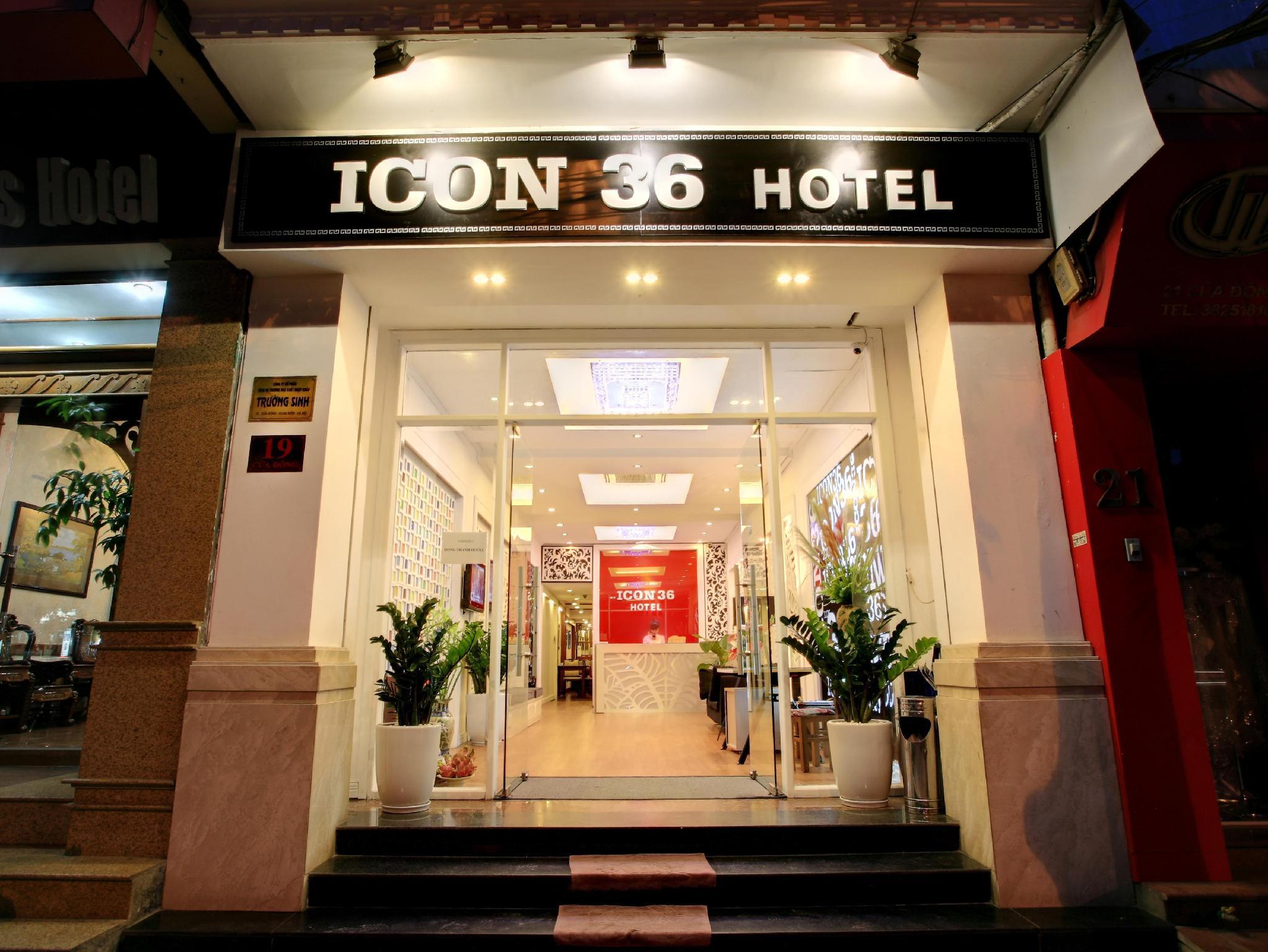 Khách Sạn Đông Thành Hà Nội – Icon 36 Hotel