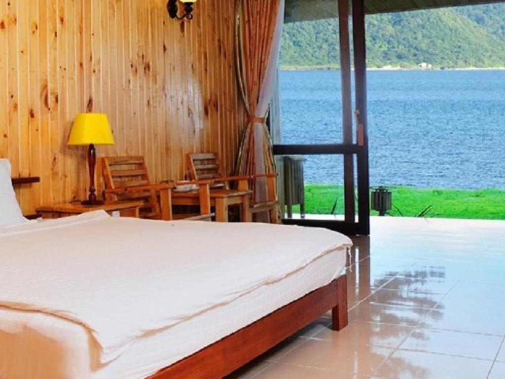 Phòng Bungalow giường đôi hoặc 2 giường Trước biển