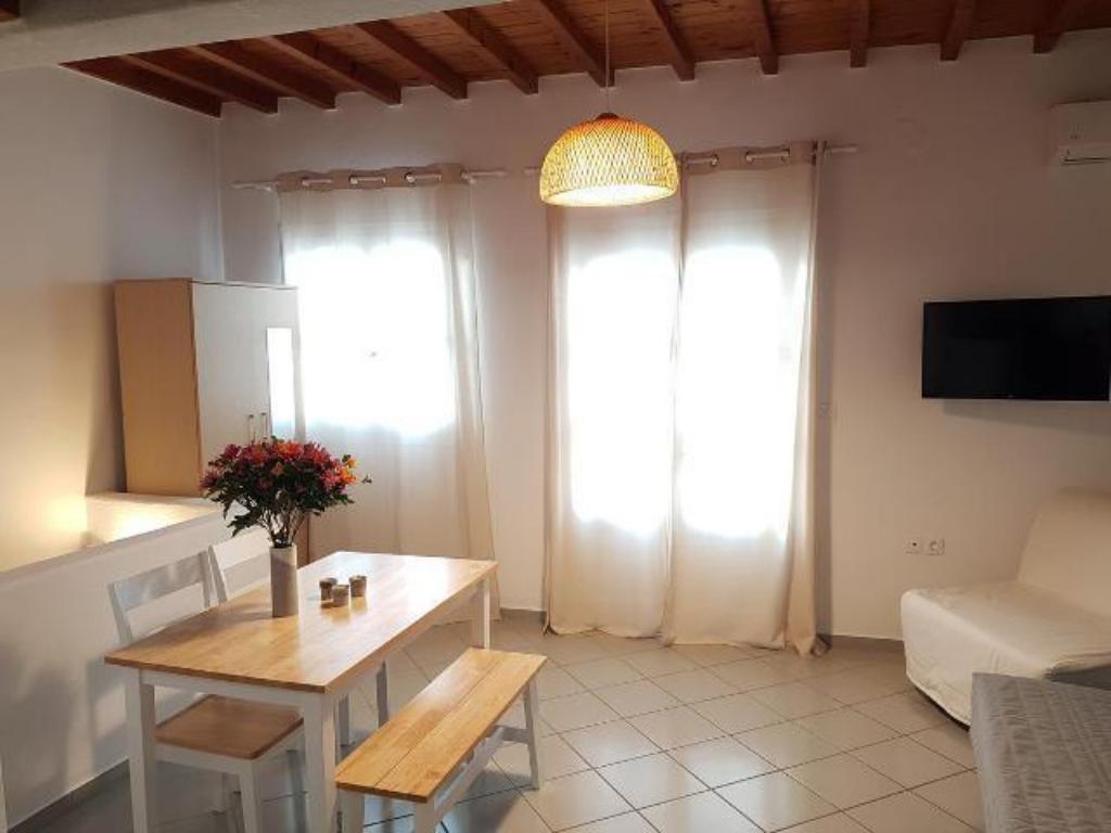 Quadruple Apartment - Room plan