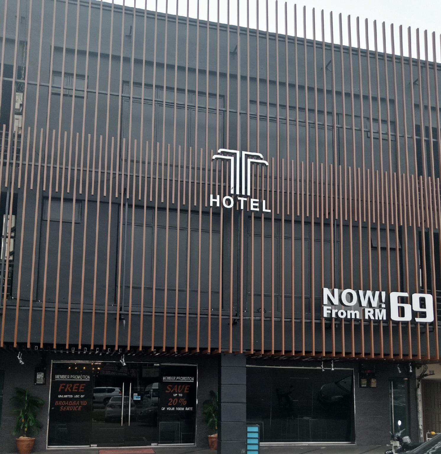 T Hotel Johor Bahru (formerly known as Formerly known as Euro Hotel Skudai), Johor Bahru