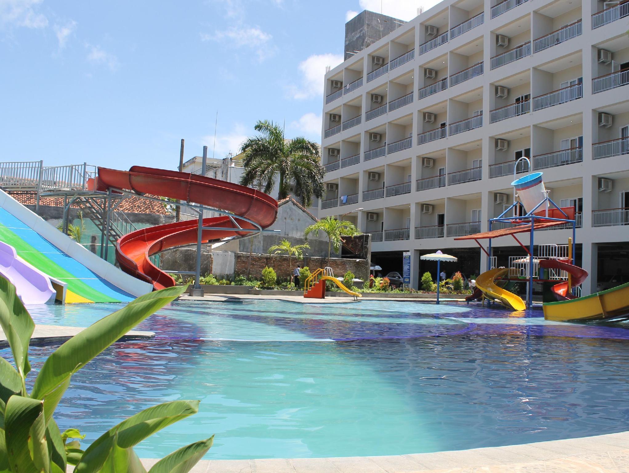 Aquarium Hotel Pangandaran