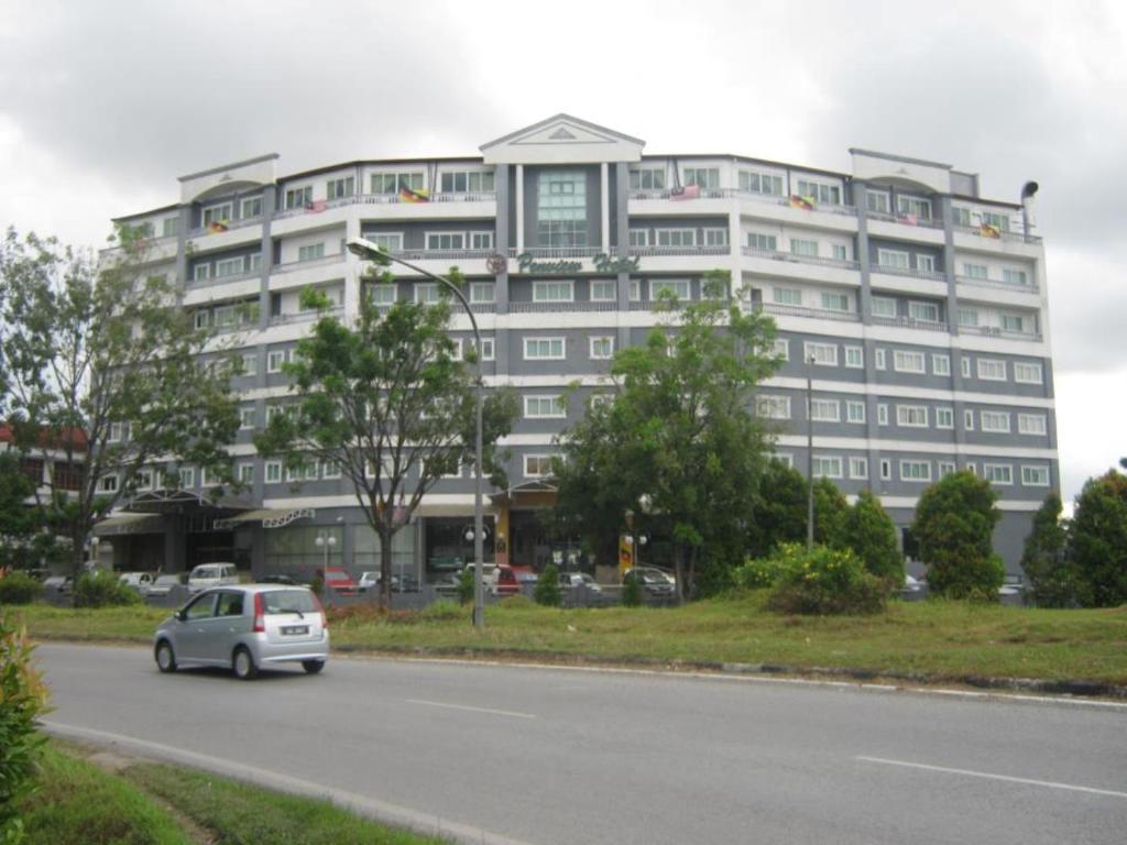 Review Penview Hotel Kuching Sarawak
