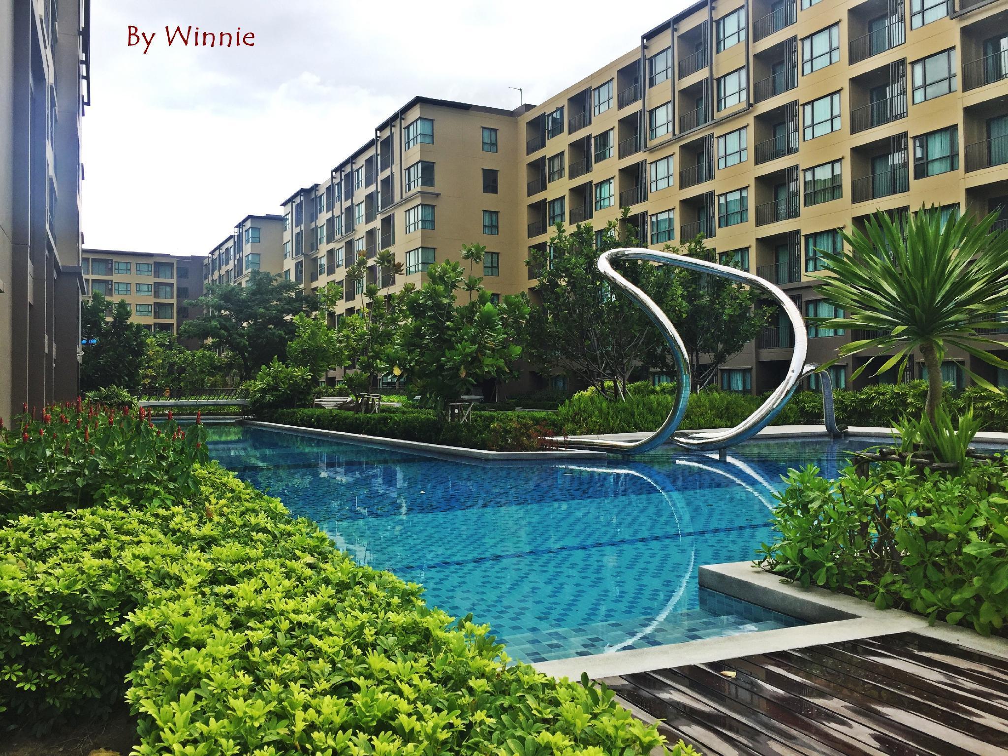 Rain Condo Cha am Huahin by Winnie