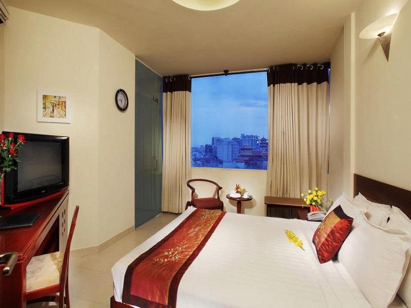 キム イェン ホテル