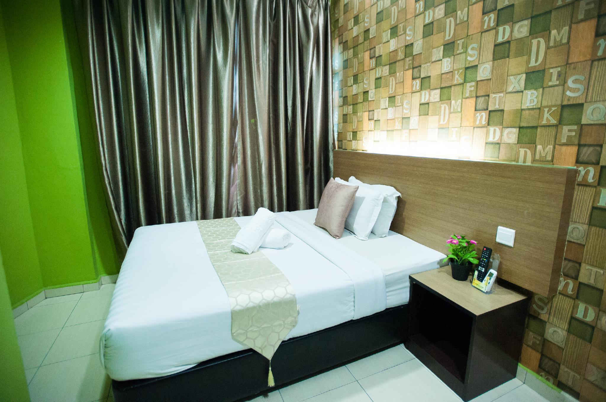 DJ Citi Point Hotel, Kuala Terengganu