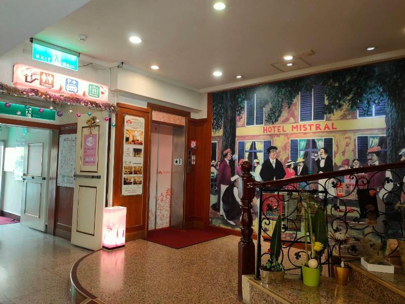 シン フー ビジネス ホテル (新福商務飯店)