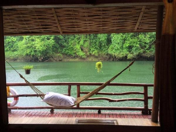 Mek Kiri Riverkwai Resort Thong Pha Phum
