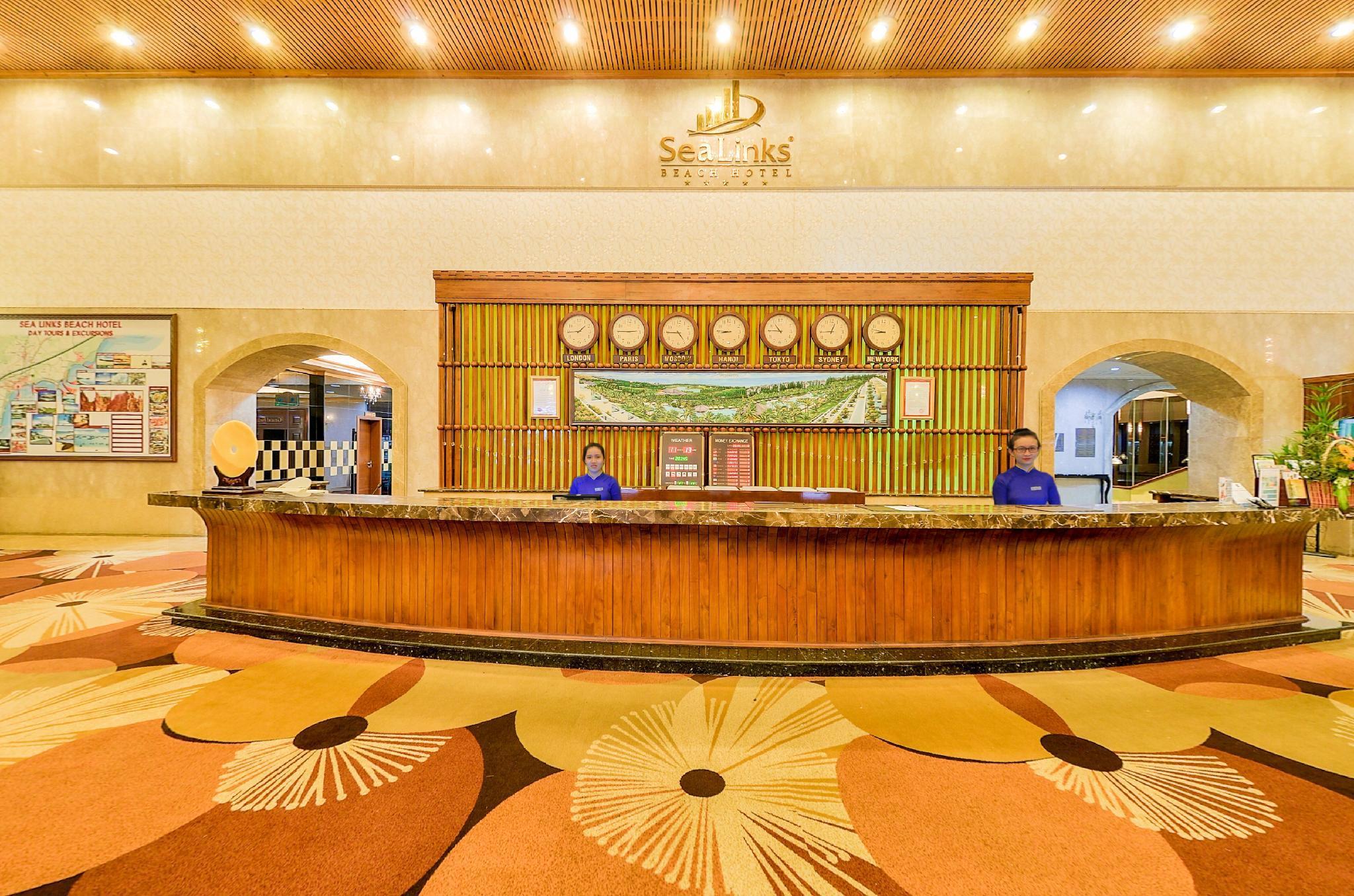 Khách Sạn Sea Links Phan Thiết