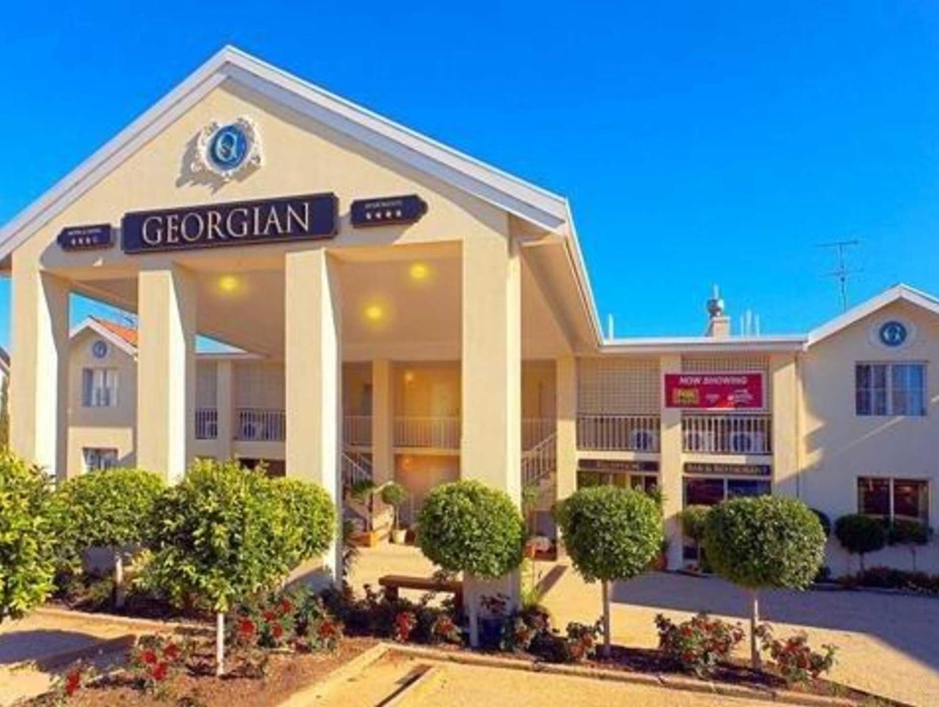 Comfort Inn & Suites Georgian, Albury