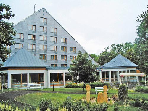 Hotel Krakonos, Cheb