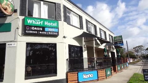 The Wharf Hotel Wynyard