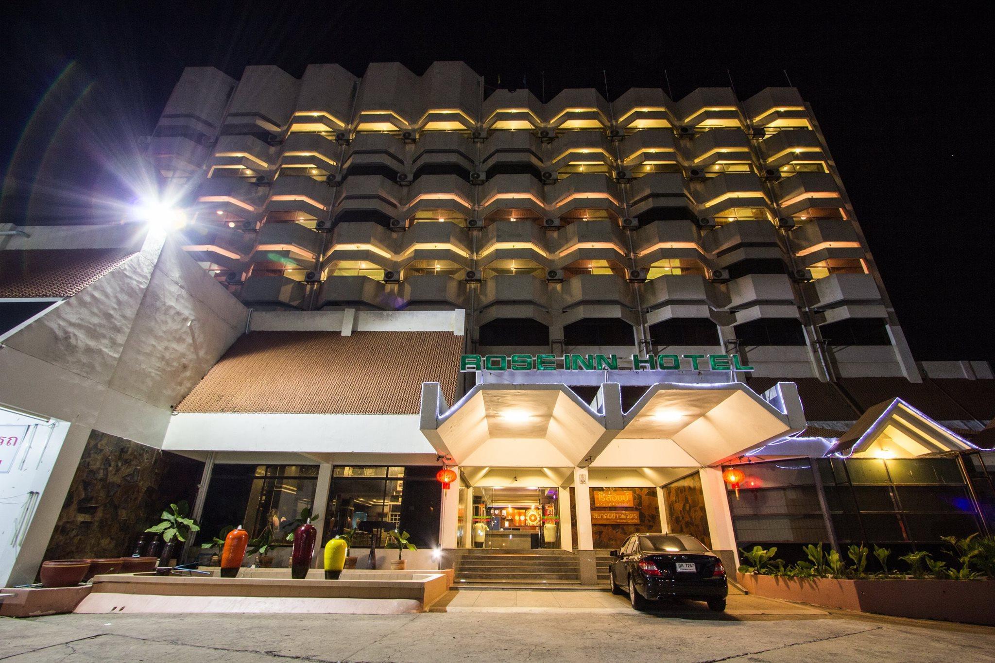 Roseinn Hotel Taphanhin, Taphan Hin