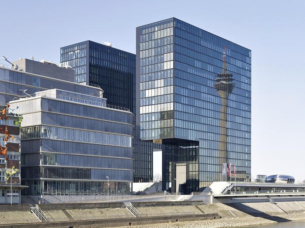 Best Price on Hyatt Regency Dusseldorf in Dusseldorf + Reviews