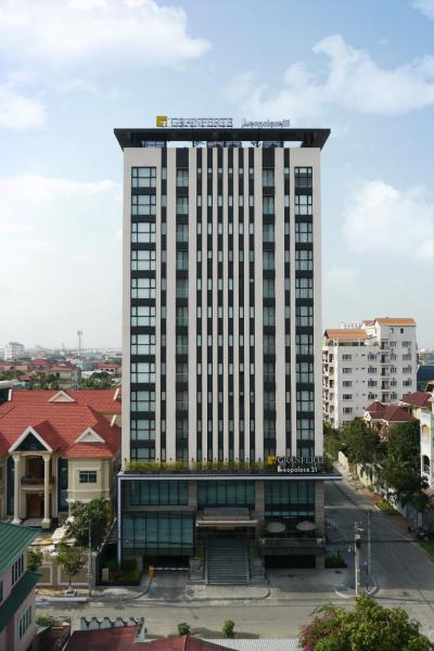 GRANFERTE Phnom Penh -Serviced Apartment-